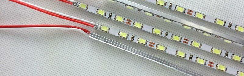 светодиодные линейки с линзой